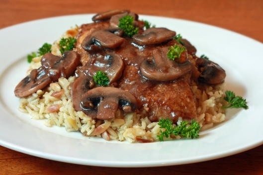 Chicken Marsala 2 copyright