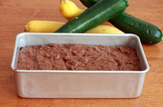 Chocolate Deception Cake prep 4