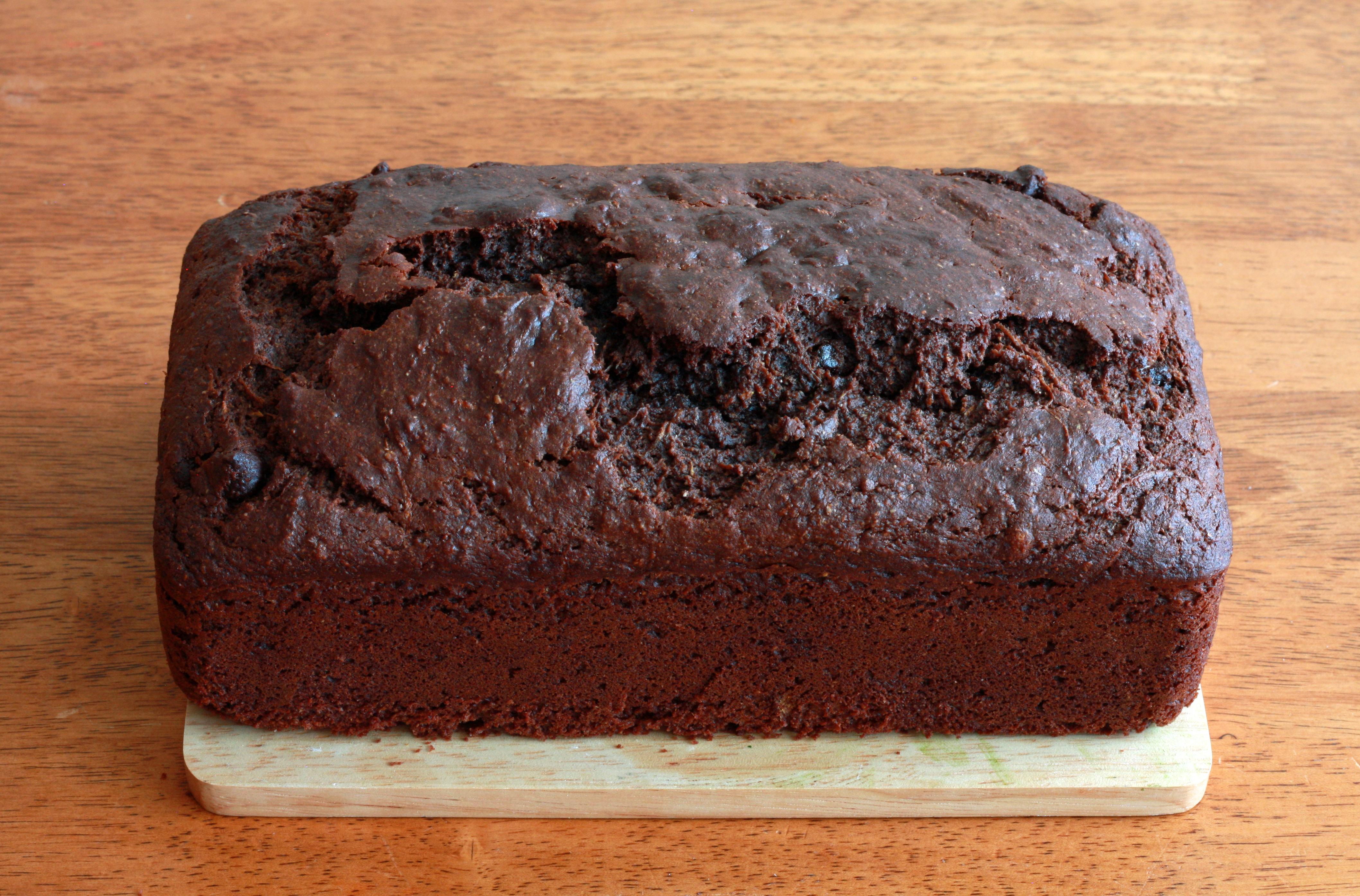 Chocolate Deception Cake prep 5