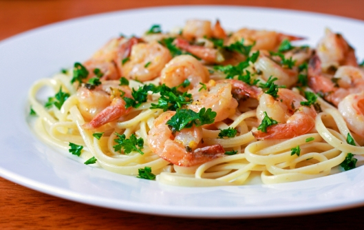 Shrimp Scampi blog copyright