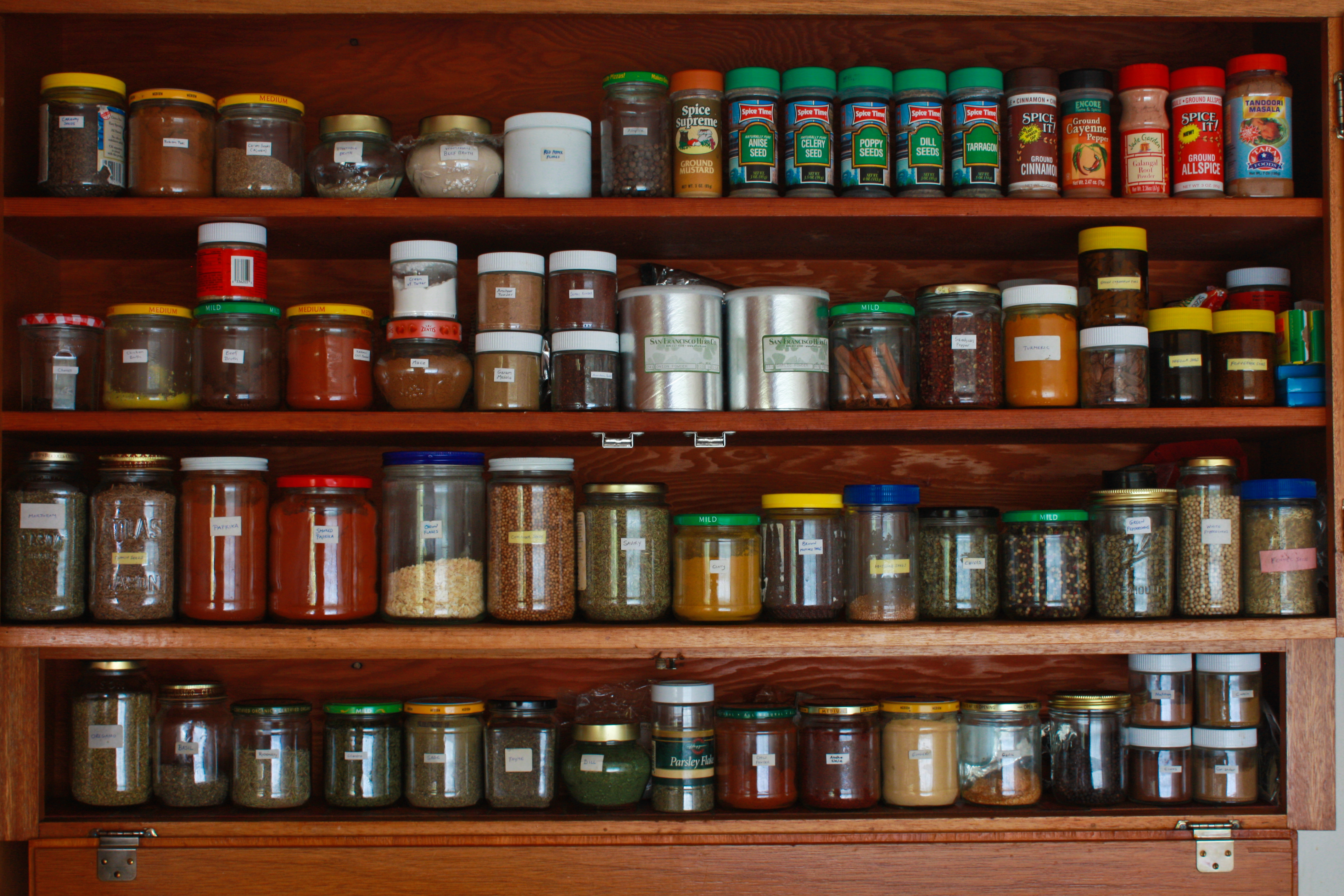 Kimberly's Spice Rack