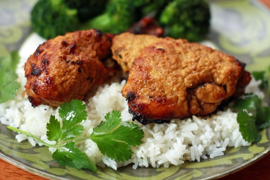 Tandoori Chicken 3 copyright