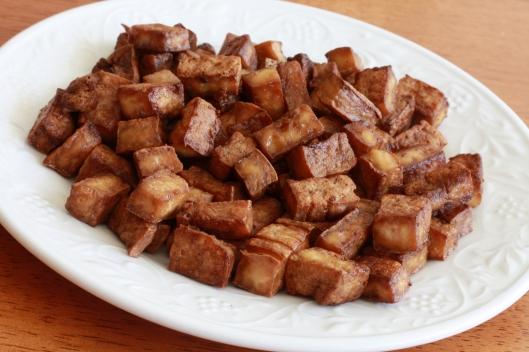 Tofu Stroganoff 4