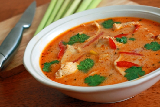 Tom Kha Gai copyright